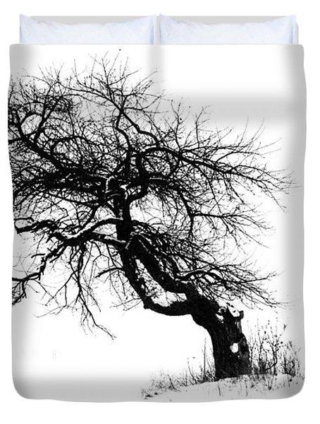 The Apple Tree Duvet Cover