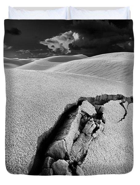 The Crack Of Dawn Duvet Cover