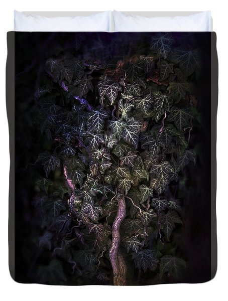 The Dark Side Duvet Cover by Agnieszka Mlicka