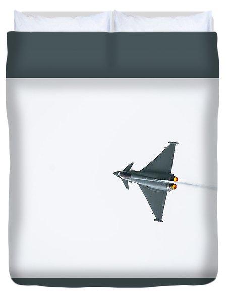The Eurofighter Typhoon Duvet Cover