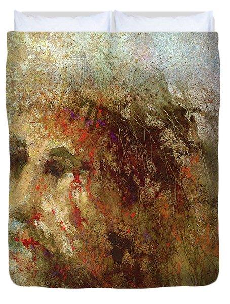 The Lamb Duvet Cover