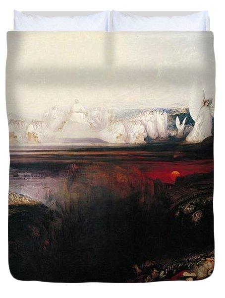 The Last Judgement Duvet Cover