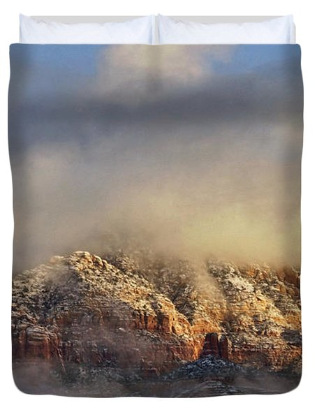The Morning After Duvet Cover
