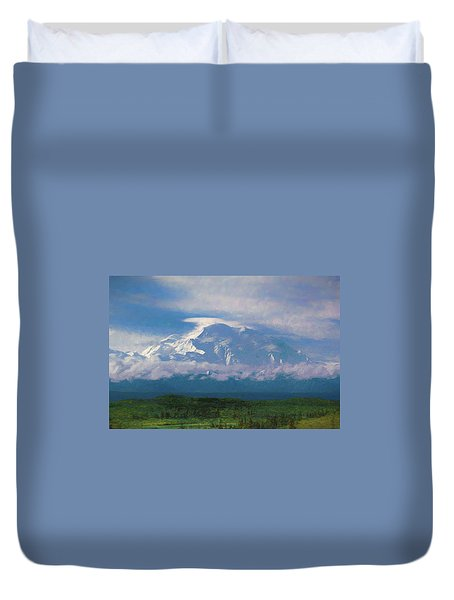 The North Face Duvet Cover
