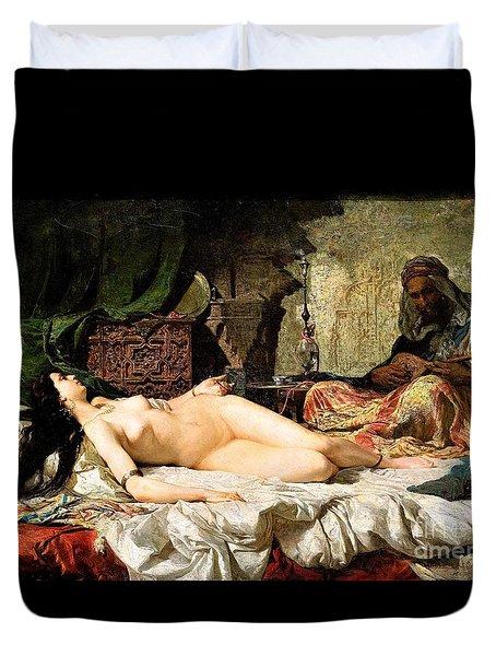 The Odalisque Duvet Cover