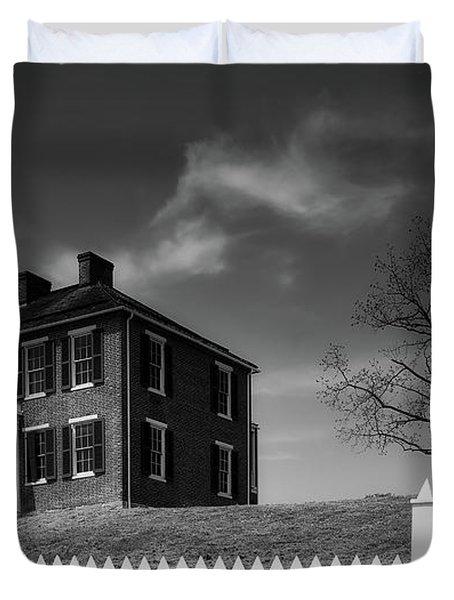 The Pry House - Antietam Duvet Cover
