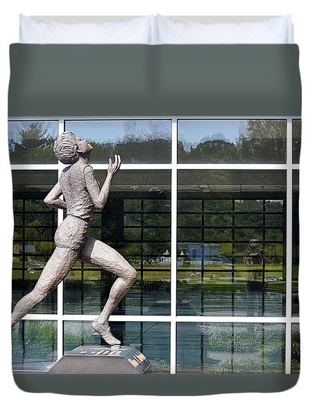 The Runner Duvet Cover