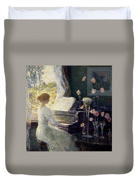 The Sonata Duvet Cover