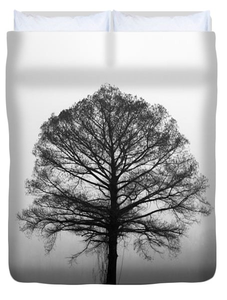 The Tree Duvet Cover by Amanda Barcon
