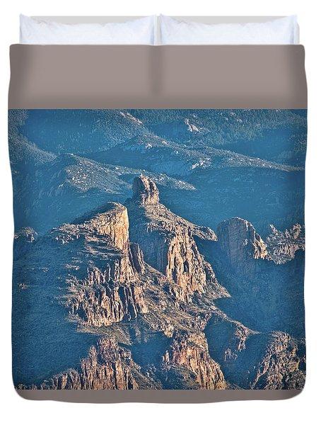 Thimble Peak Duvet Cover