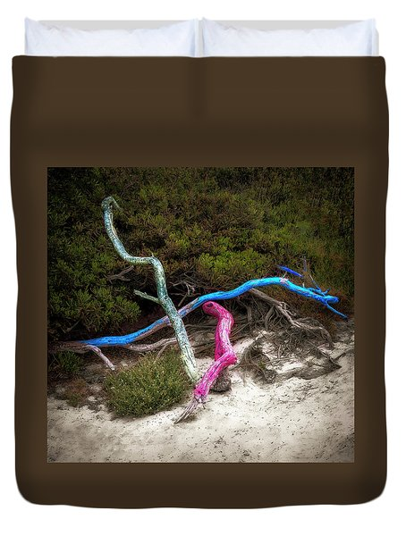 Three Branches Duvet Cover