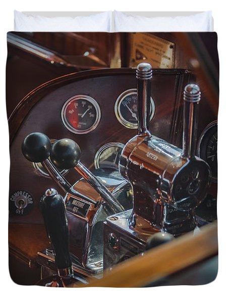 Thunderbird Helm Duvet Cover