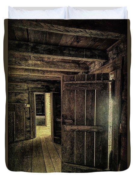 Tipton Cabin Duvet Cover