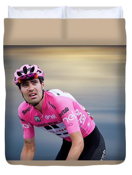 Tom Dumoulin 2 Duvet Cover