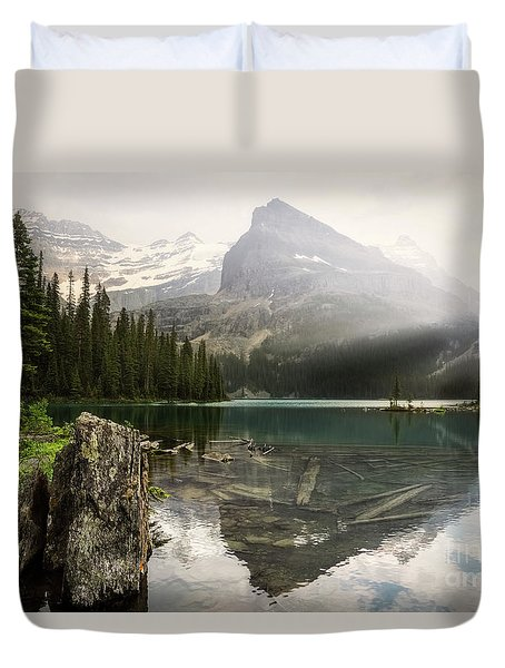 Tranquil Beauty Duvet Cover