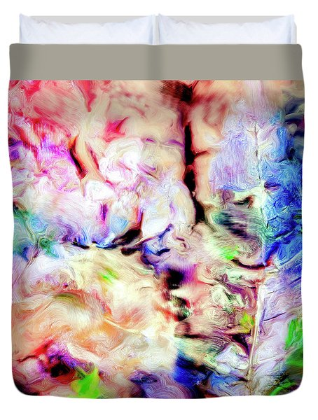 Transition  Duvet Cover by Don Wright