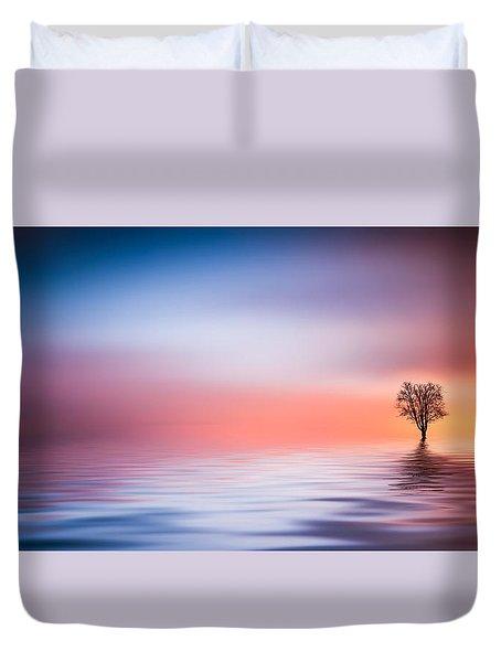 Tree Duvet Cover by Bess Hamiti