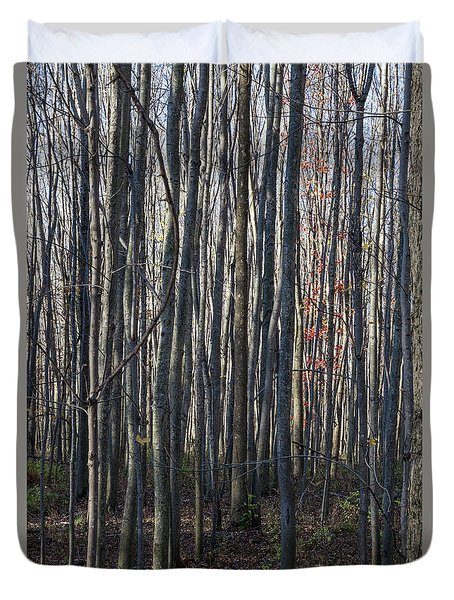 Treez Duvet Cover