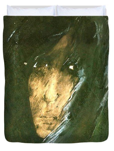Unknow Duvet Cover by Wojtek Kowalski