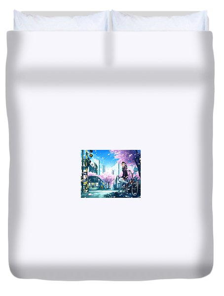 Unknown Duvet Cover