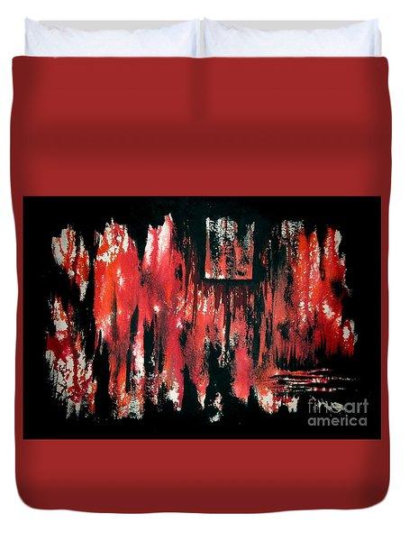 Untitled-102 Duvet Cover