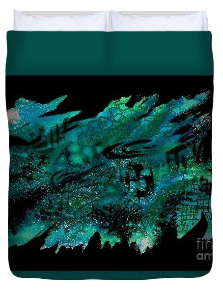 Untitled-129 Duvet Cover