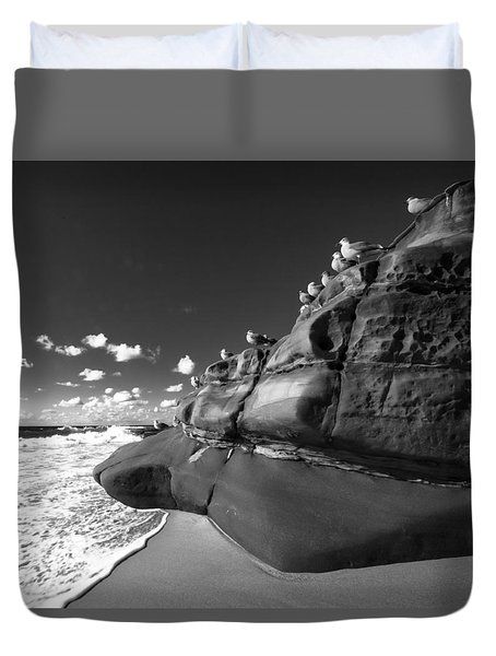 Untitled Duvet Cover by Ryan Weddle