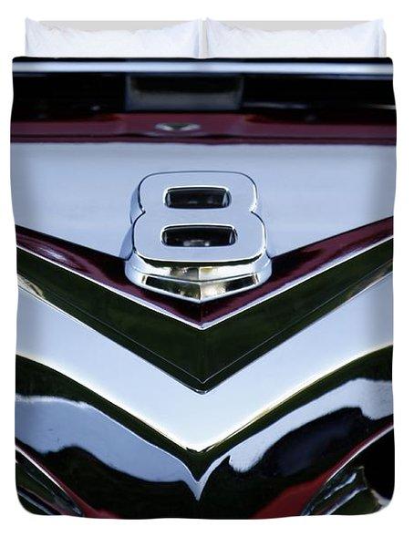 V8 Duvet Cover