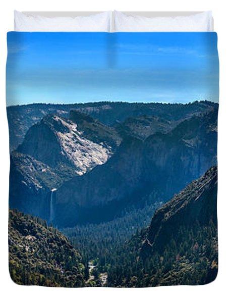 Valley Of The Gods Duvet Cover