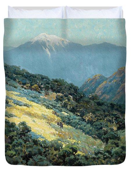 Valley Splendor Duvet Cover