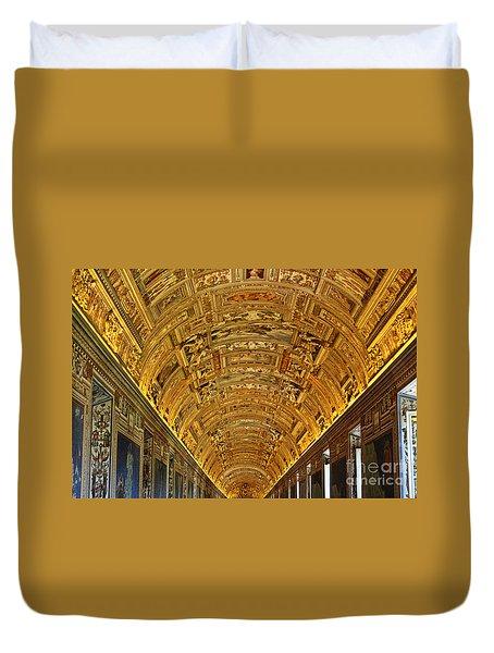 Vatican II Duvet Cover