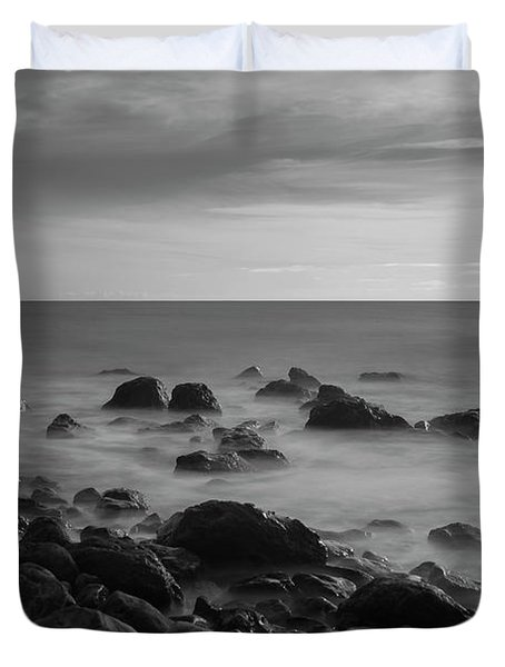 Ventnor Coast Duvet Cover