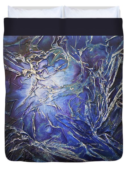 Venus Duvet Cover by Angela Stout