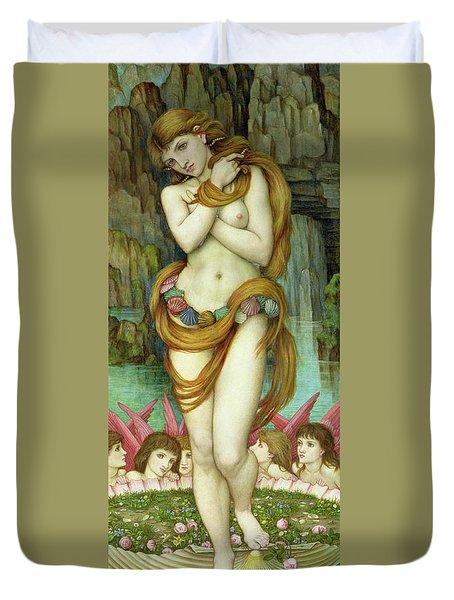 Venus Duvet Cover