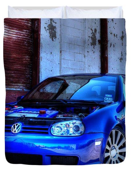Volkswagen R32 Duvet Cover