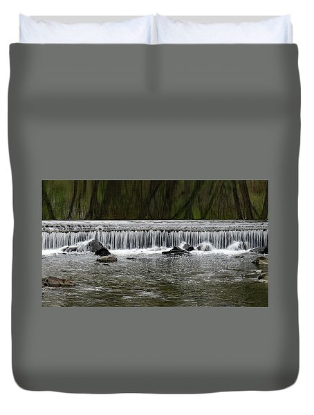 Waterfall 003 Duvet Cover