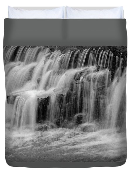 Waterfall Duvet Cover by Scott Meyer