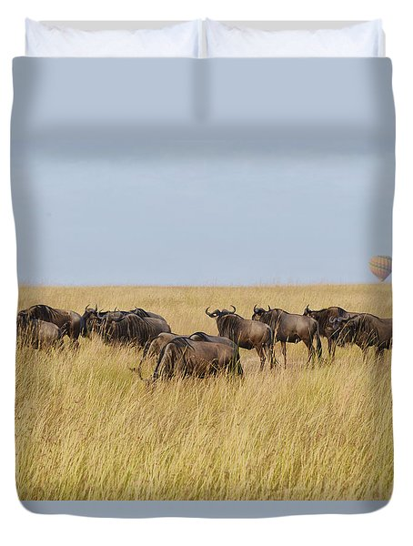 Wild Beasts Duvet Cover