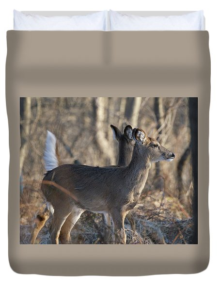 Wild Deer Duvet Cover
