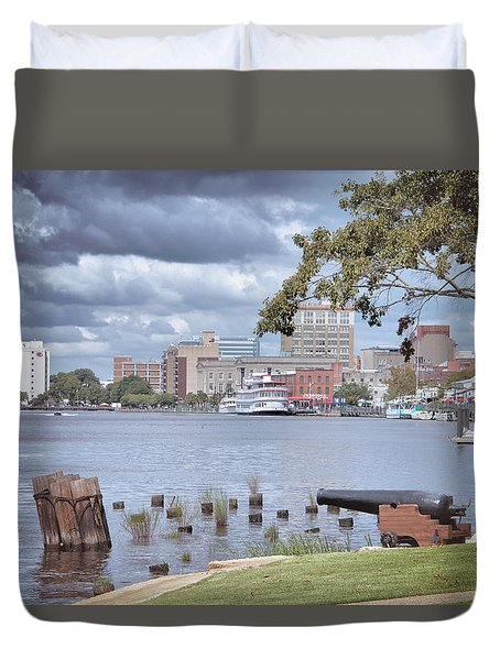 Wilmington Riverfront Duvet Cover