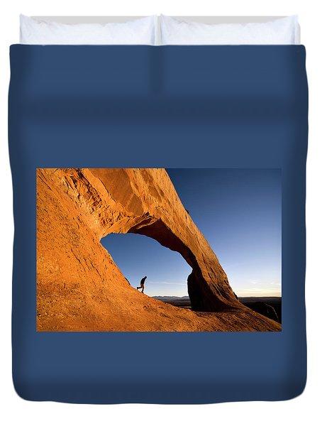 Wilson Arch Duvet Cover