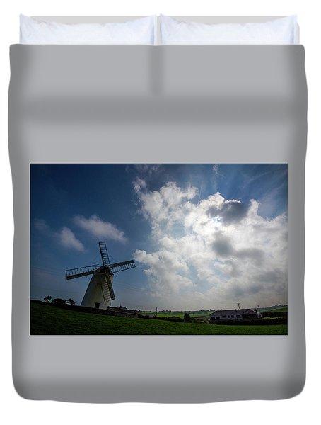 Windmill Duvet Cover