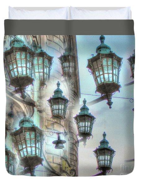 Yury Bashkin Light Duvet Cover