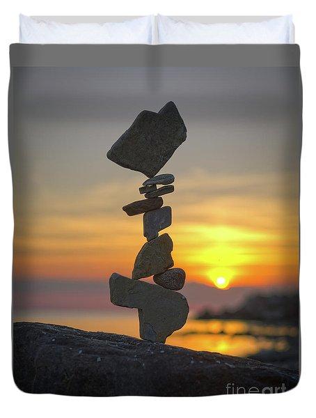 Zen. Duvet Cover