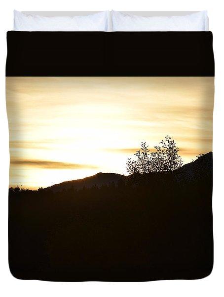 Sunrise Back Country Co Duvet Cover