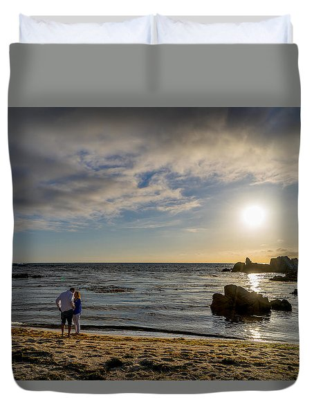 10 Duvet Cover by Derek Dean