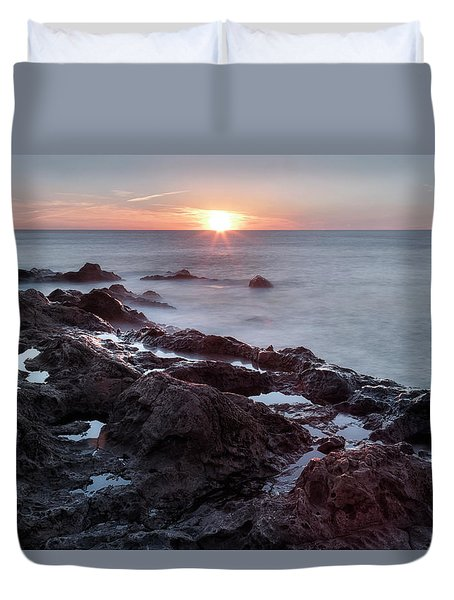El Golfo - Lanzarote Duvet Cover