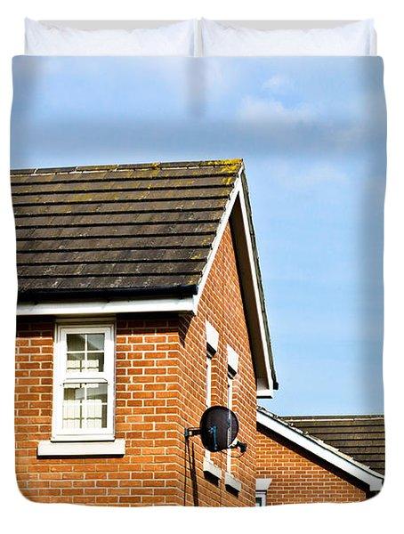 Modern Homes Duvet Cover