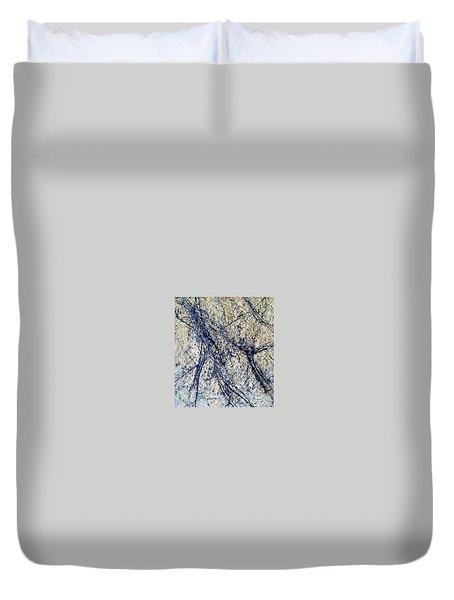 Composition #10 Duvet Cover