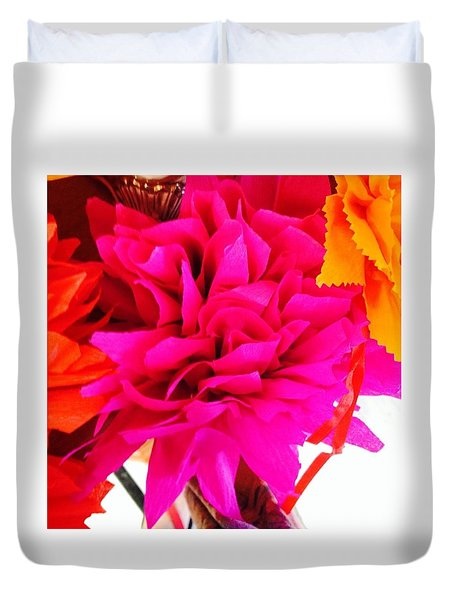 Colorful / Colourful Duvet Cover by Khushboo N